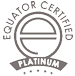Equator Platinum Certified